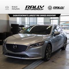 Used 2018 Mazda MAZDA6 SIGNATURE for sale in Prince Albert, SK