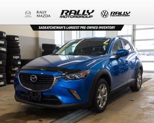 Used 2016 Mazda CX-3 GS for sale in Prince Albert, SK
