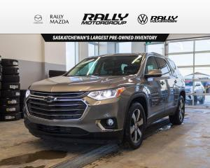 Used 2018 Chevrolet Traverse 3LT True North for sale in Prince Albert, SK