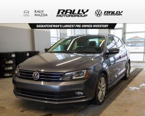 Used 2015 Volkswagen Jetta for sale in Prince Albert, SK