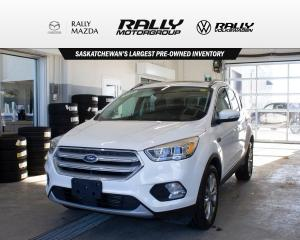 Used 2018 Ford Escape Titanium for sale in Prince Albert, SK
