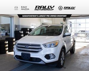 Used 2018 Ford Escape Titanium for sale in Prince Albert, SK