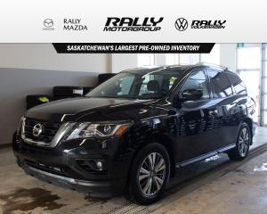 Used 2020 Nissan Pathfinder SV Tech for sale in Prince Albert, SK