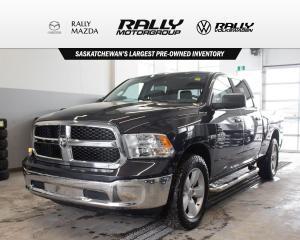 Used 2016 RAM 1500 SLT for sale in Prince Albert, SK