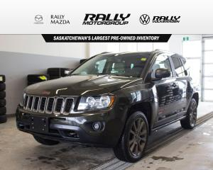 Used 2017 Jeep Compass Sport/North for sale in Prince Albert, SK