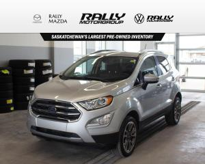 Used 2020 Ford EcoSport Titanium for sale in Prince Albert, SK