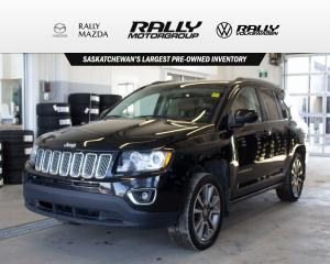 Used 2014 Jeep Compass LIMITED for sale in Prince Albert, SK