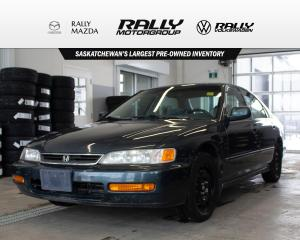 Used 1996 Honda Accord EX for sale in Prince Albert, SK