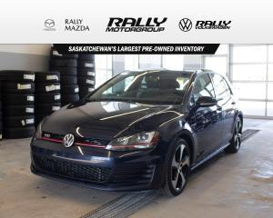 Used 2017 Volkswagen Golf GTI 5-Door Autobahn for sale in Prince Albert, SK