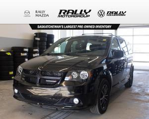 Used 2018 Dodge Grand Caravan GT for sale in Prince Albert, SK