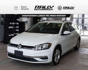Used 2019 Volkswagen Golf Sportwagen for sale in Prince Albert, SK