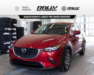 Used 2018 Mazda CX-3 GX for sale in Prince Albert, SK