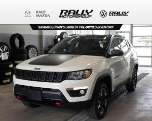Used 2018 Jeep Compass Trailhawk for sale in Prince Albert, SK