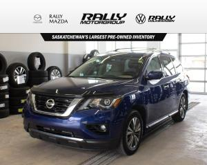 Used 2017 Nissan Pathfinder for sale in Prince Albert, SK