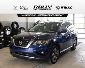 Used 2017 Nissan Pathfinder for sale in Prince Albert, SK