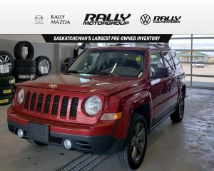 Used 2015 Jeep Patriot Sport/North for sale in Prince Albert, SK