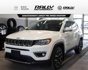 Used 2019 Jeep Compass LIMITED for sale in Prince Albert, SK