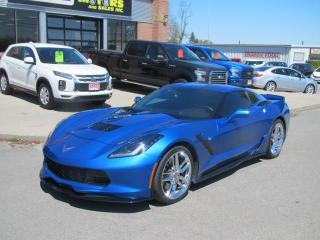 Used 2014 Chevrolet Corvette StingRay Z51 2LT COUPE AUTOMA for sale in Brockville, ON