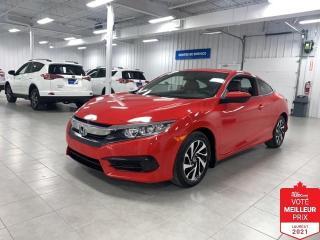 Used 2018 Honda Civic LX - BAS KILOMETRAGE + JAMAIS ACCIDENTE !!! for sale in Saint-Eustache, QC