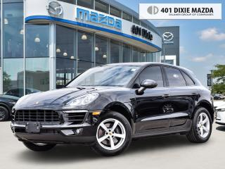 Used 2018 Porsche Macan MACAN ONE OWNER| NO ACCIDENTS| FINANCE AVAILABLE for sale in Mississauga, ON
