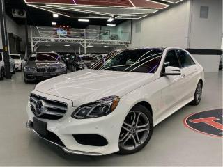 Used 2014 Mercedes-Benz E-Class E350 I PANO I NAVI I COMING SOON for sale in Vaughan, ON