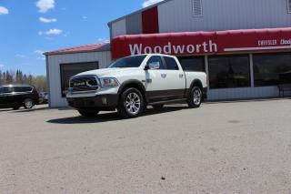 Used 2018 RAM 1500 Longhorn for sale in Kenton, MB