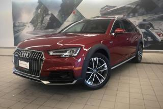 Used 2018 Audi A4 Allroad 2.0T Technik + Pano Roof | Nav | Backup Sensors for sale in Whitby, ON