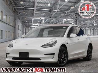 Used 2018 Tesla Model 3 Long Range, Performance Spoiler, Carbon Pkg, EV for sale in Mississauga, ON