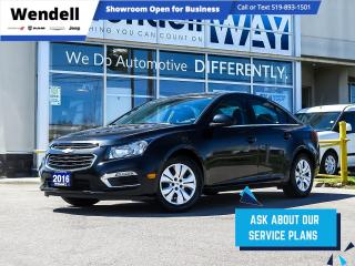 Used 2016 Chevrolet Cruze Incredible Condition 1LT Package for sale in Kitchener, ON