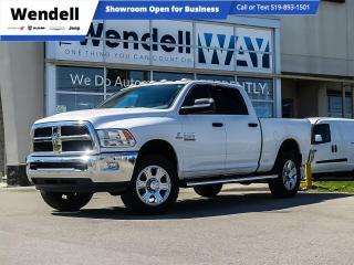 Used 2016 RAM 3500 SLT Nav/Luxury/Diesel for sale in Kitchener, ON