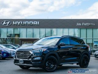 Used 2021 Hyundai Tucson Ultimate, No Accident and Local for sale in Port Coquitlam, BC