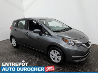 Used 2019 Nissan Versa Note S - Économique - Bluetooth - Climatiseur for sale in Laval, QC