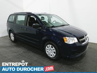 Used 2015 Dodge Grand Caravan SE- 7 Passagers - Climatiseur for sale in Laval, QC
