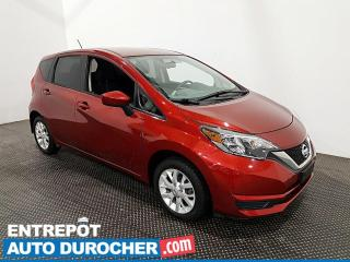 Used 2018 Nissan Versa Note SV - Bluetooth - Caméra de Recul - Climatiseur for sale in Laval, QC