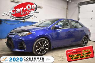 Used 2017 Toyota Corolla LEATHER | ALLOY WHEELS | SUPER CLEAN for sale in Ottawa, ON