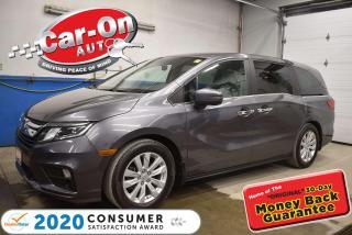 Used 2018 Honda Odyssey 8 PASSENGER | REAR CAMERA | REMOTE START | LANE DE for sale in Ottawa, ON