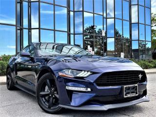 Used 2019 Ford Mustang GT |CALIFORNIA|VENTED SEATS|V8|LEATHER|ALLOYS|NAVI|REAR VIEW for sale in Brampton, ON