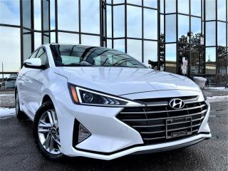 Used 2020 Hyundai Elantra IVT for sale in Brampton, ON
