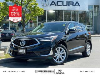 Used 2019 Acura RDX SH-AWD for sale in Markham, ON