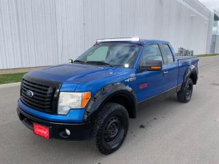 Used 2011 Ford F-150 4WD SuperCab 145