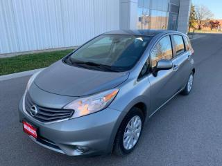 Used 2014 Nissan Versa Note 5DR HB 1.6 for sale in Mississauga, ON