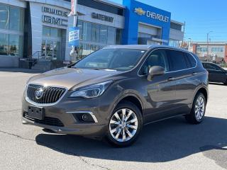 Used 2018 Buick Envision Essence / PANO ROOF / NAVI / ONE OWNER VEHICLE / for sale in Brampton, ON