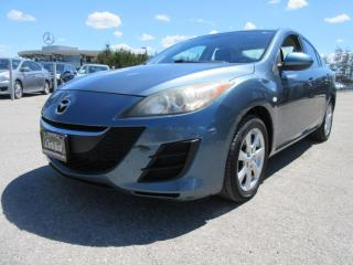 Used 2010 Mazda MAZDA3 NO ACCIDENTS for sale in Newmarket, ON