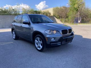 Used 2007 BMW X5 3.0si |LEATHER | HEATED SEATS | PANOROOF | PRICE TO SELL for sale in North York, ON