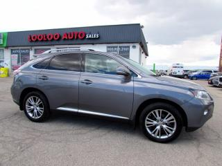 Used 2014 Lexus RX 350 TOURING AWD Heads Up Display*Navigation*Camera*Certified for sale in Milton, ON