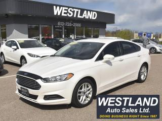 Used 2016 Ford Fusion SE for sale in Pembroke, ON