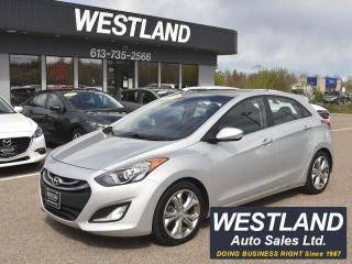 Used 2015 Hyundai Elantra GT HATCHBACK for sale in Pembroke, ON