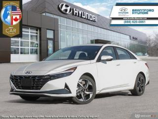 New 2021 Hyundai Elantra Ultimate IVT  - $157 B/W for sale in Brantford, ON