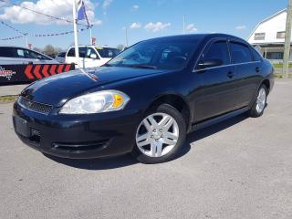 Used 2013 Chevrolet Impala LT for sale in Dunnville, ON
