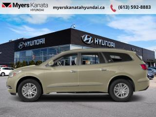 Used 2014 Buick Enclave Leather for sale in Kanata, ON